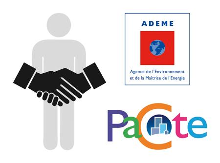 PACTE/ADEME – Signature d'une convention de partenariat sur le salon BATIMAT