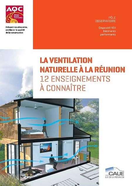 Ventilation naturelle à la Réunion