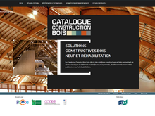 Le site Catalogue Construction bois