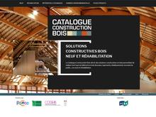 Le site Catalogue Construction bois
