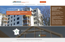 Le site Objectif Réhabilitation - solutions bois